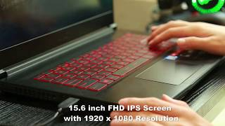 MSI GF63 8RC - 004CN Laptop Intel Core i7-8750H Nvidia GeForce GTX1050 - BLACK Review Gearbest Price