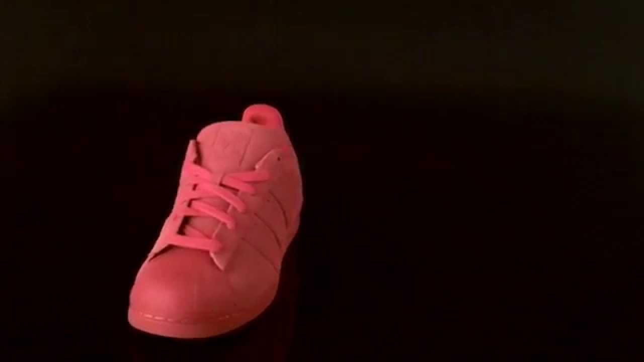 Scarpe Da Ginnastica Mono Adidas Superstar Rt Camoscio Mono Ginnastica Pacchetto Rosso S79475 Su Youtube 68af32
