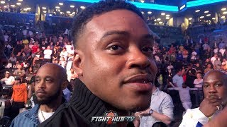 "ERROL SPENCE TO CANELO & GOLDEN BOY ""BRING IT TO AL AND LETS DO SOMETHING!"""