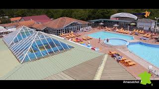 Vidéo camping naturiste Arnaoutchot - Film 2014 -  France 4 Naturisme sur Naturisme TV