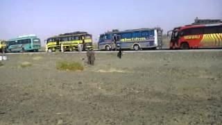 Rawing Karbala Syed Sheharyar Raza kazmi Taftan Road Quetta