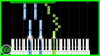 "Passenger ""Let Her Go"" - Easy Piano Tutorial Mp3"