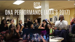 ASA reacts to AMA's (BTS Performance!) MP3