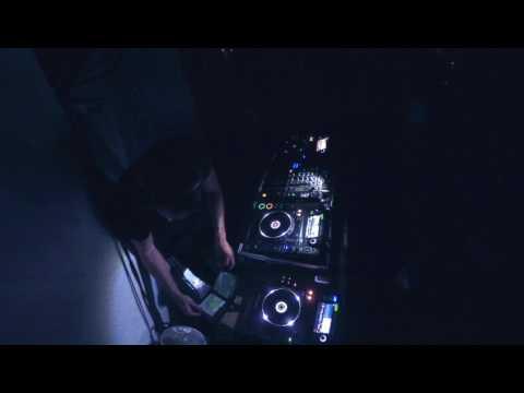 Dj Ogi @ Stealth Night, Hollywood, Los Angeles, California.