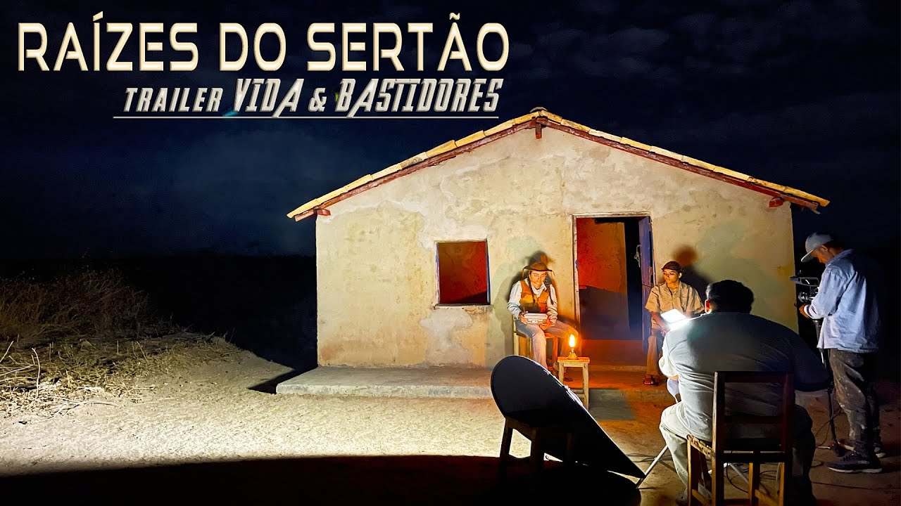Trailer Raízes do Sertão