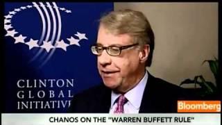 Jim Chanos: China Debt is Worse than Europe Debt
