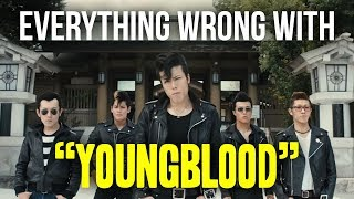 "Everything Wrong With 5 Seconds of Summer - ""Youngblood"""
