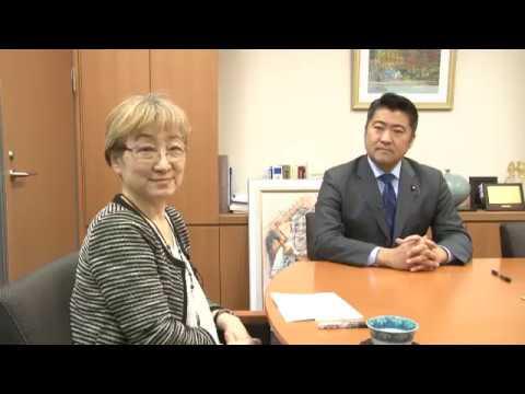 インタビューシリーズ「明日の政治家」に出演(2017年2月14日収録 ...