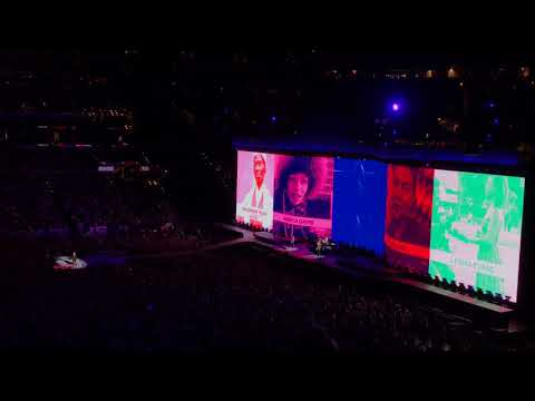 Ultraviolet (Light My Way) - U2, The Joshua Tree Tour - Lucas Oil Stadium, Indianapolis - 09.10.2017