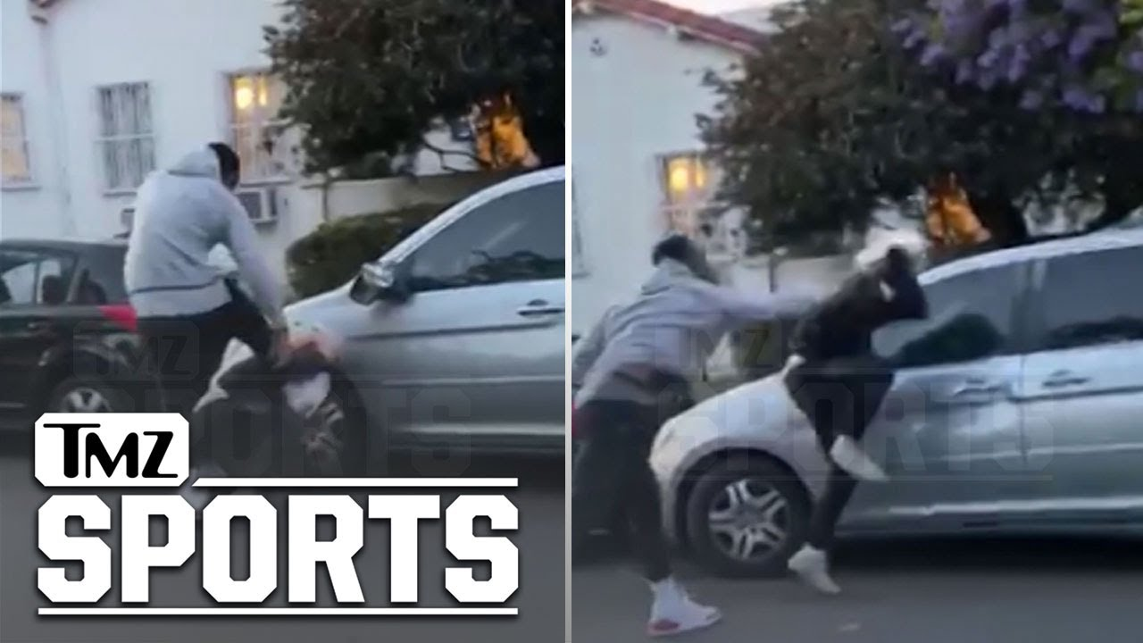 J.R. Smith Beats Up Man Who Allegedly Smashed His Car Window ...