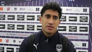 La réaction de Pablo après la défaite face à Angers (Saison 2018-2019)