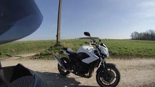 Essai - Test YAMAHA XJ6 47.5cv (35kw) Top speed-acceleration-0/100km/h
