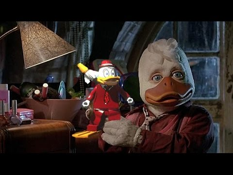 Howard the Duck - Trailer (1986) HD