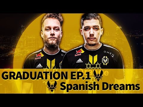 Vitality Graduation - Part 1: SPANISH DREAMS