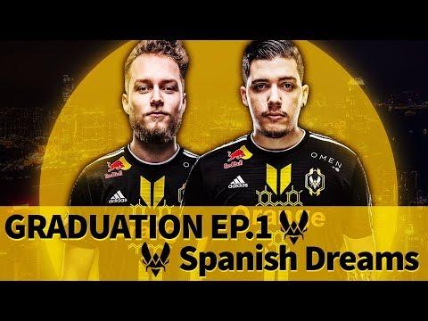 Vitality Graduation - Part 1: SPANISH DREAMS