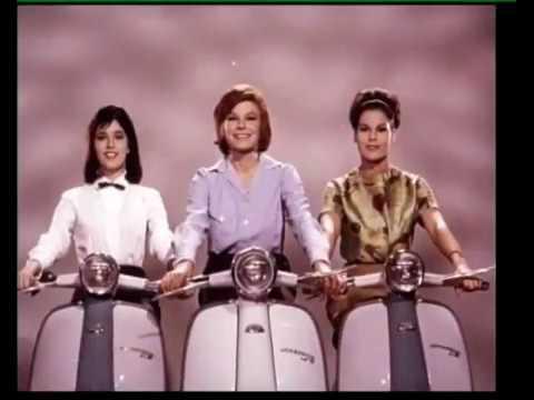 Lambretta - spot d'epoca (6x vintage Italian commercials ...