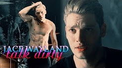 » talk dirty (jace wayland; shadowhunters)