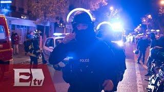 Francia declara la guerra contra el Estado Islámico / Ingrid Barrera