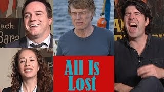 DP/30: All Is Lost, writer/director and producers