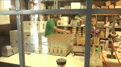 Mark takes a behind the scenes tour of the St. Augustine Distillery