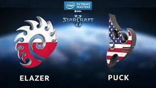 StarCraft 2 - Elazer vs. puCK (ZvP) - IEM Shanghai - Ro16