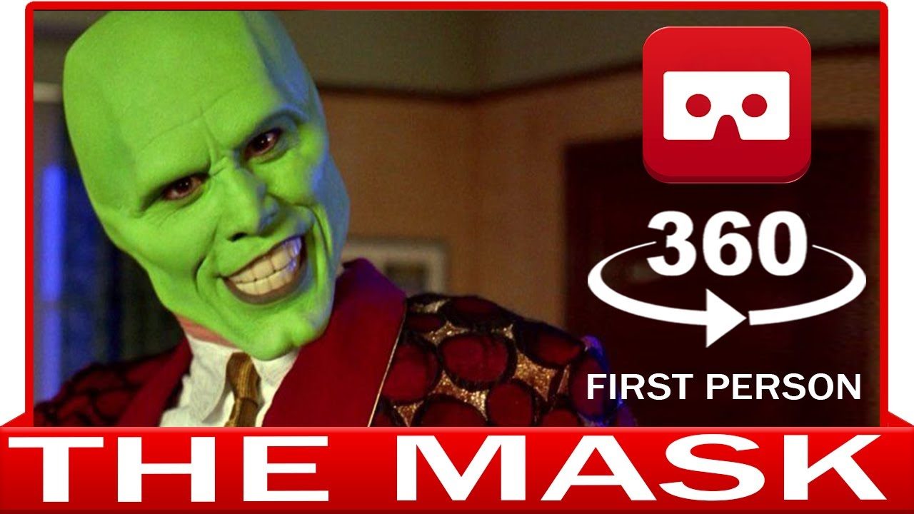 360° VR VIDEO - The Mask - Funny Scene - Cuban Pete -  1994 - Movie - Trailer - VIRTUAL REALITY 3D