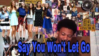 Cimorelli - James Arthur - Say You Won't Let Go (cover) | Reaction
