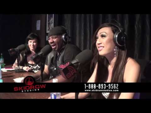 The Dark Mark Show - Fiery Fun with Venus Lux and Orpheus Black