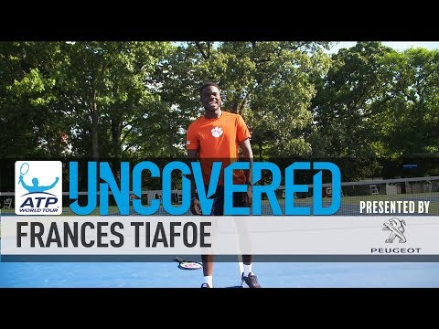 Tiafoe Revisits College Park Roots Uncovered 2017
