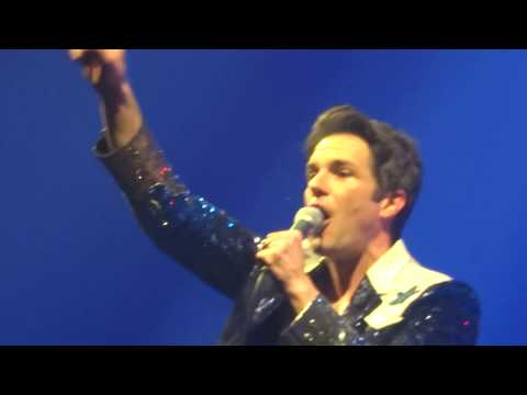 The Killers - Miss Atomic Bomb - Paris, France - March 03 2018