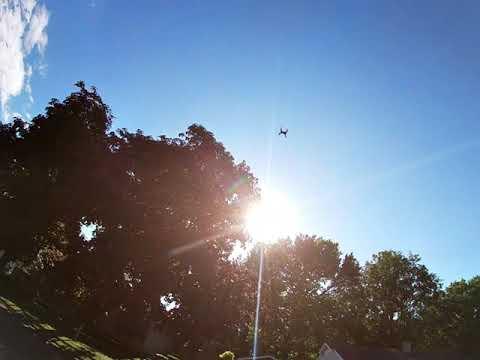 DEERC D20 720P HD Camera Drone - Flight Review