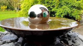 Wasserschale Dancing Ball