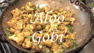 Aloo Gobi Recipe (dry-cooked Indian Cauliflower And Potatoes)   @caindiancuisine