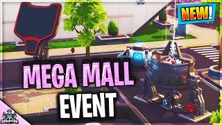 #i65 NEW 'Red Strike' Starter Pack Bundle MEGA MALL EVENT... (Fortnite Battle Royale)