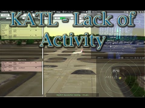 Tower!3D Pro - KATL  - Lack of Activity & More Issues