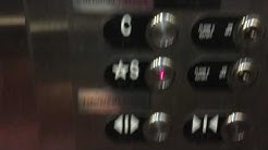 Boston MA: Delta Beckwith (OTIS MODS) Hydraulic Elevator @ Santander Bank, Prudential Center