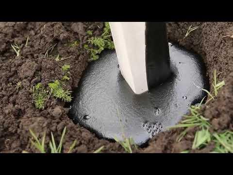 Заменитель бетона видео unis бетон актив