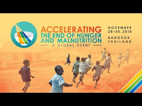 David Nabarro | Accelerating the End of Hunger and Malnutrition