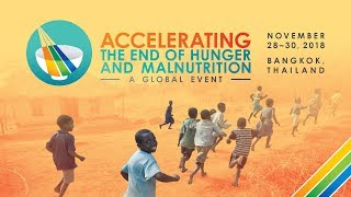 David Nabarro | Accelerating the End of Hunger and Malnutrition thumbnail