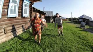 Боня и Кузьмич KIESZA  (лучшие моменты из клипа)