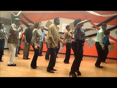 Down South Party Line Dance