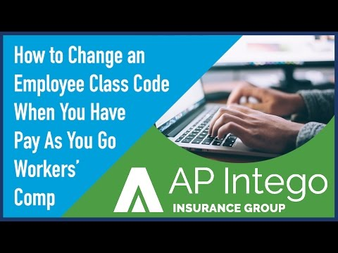 how-to-change-an-employee-class-code:-ap-intego-workers'-comp