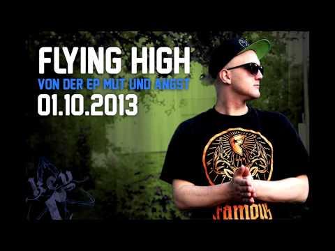 Key - C / Flying High (track 3 Mut und Angst Ep) prod. by Da Ridla Beatz