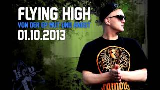 Key - C / Flying High (track 3 Mut und Angst Ep) prod. by Da Ridla Beatz