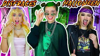 10 DIY HALLOWEEN COSTUMES! 🎃 Easy - Lulu99