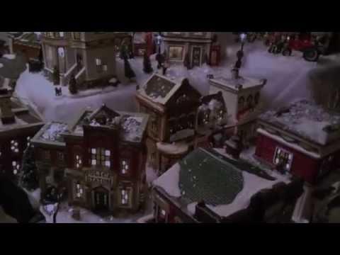 St Nicholas Christmas Village.St Nicholas Square Christmas Village 2012
