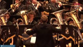 Sweet Dreams (Are Made of This) - Southampton at UniBrass 2015