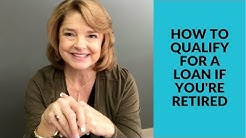 Home Loan for Retirees and Senior Citizens -  Do You Qualify?