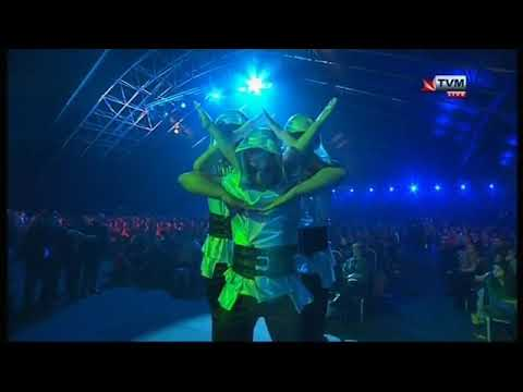 Kinetic Dance Academy Performing at the Malta Eurovision Song Contest 2018
