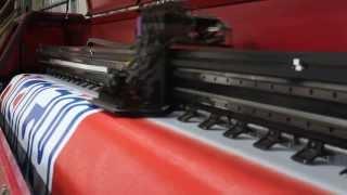 Широкоформатная печать на виниле(Печать баннеров (литой винил) Плоттер: Phoenix Максимальная ширина: 3.2 метра Подробнее на сайте: ak-group.com.ua., 2013-06-25T14:22:31.000Z)